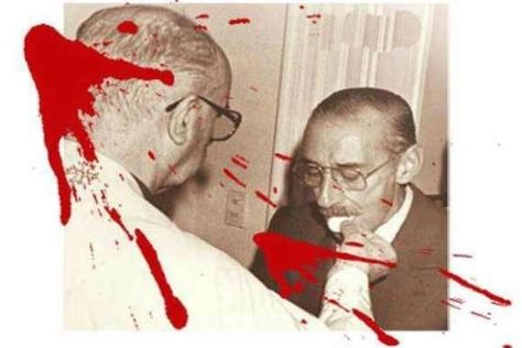 Hagámosle propaganda al jefe de la dictadura mas antigua del mundo dandole la ostia a un sangriento dictador