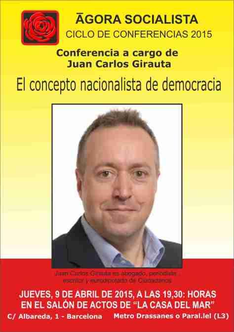 Conferencia J C Girauta